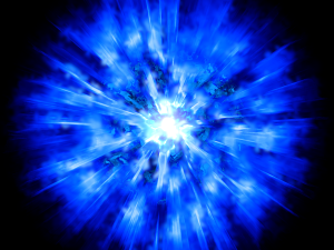 Foundry of Creation: A Blue Supernova