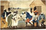 Painting of slaves in the 18th Century